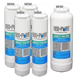 Neo-Pure TL-3 replacement filter set
